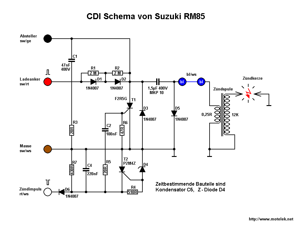 kx 125 wiring diagram index of andere cdi  index of andere cdi