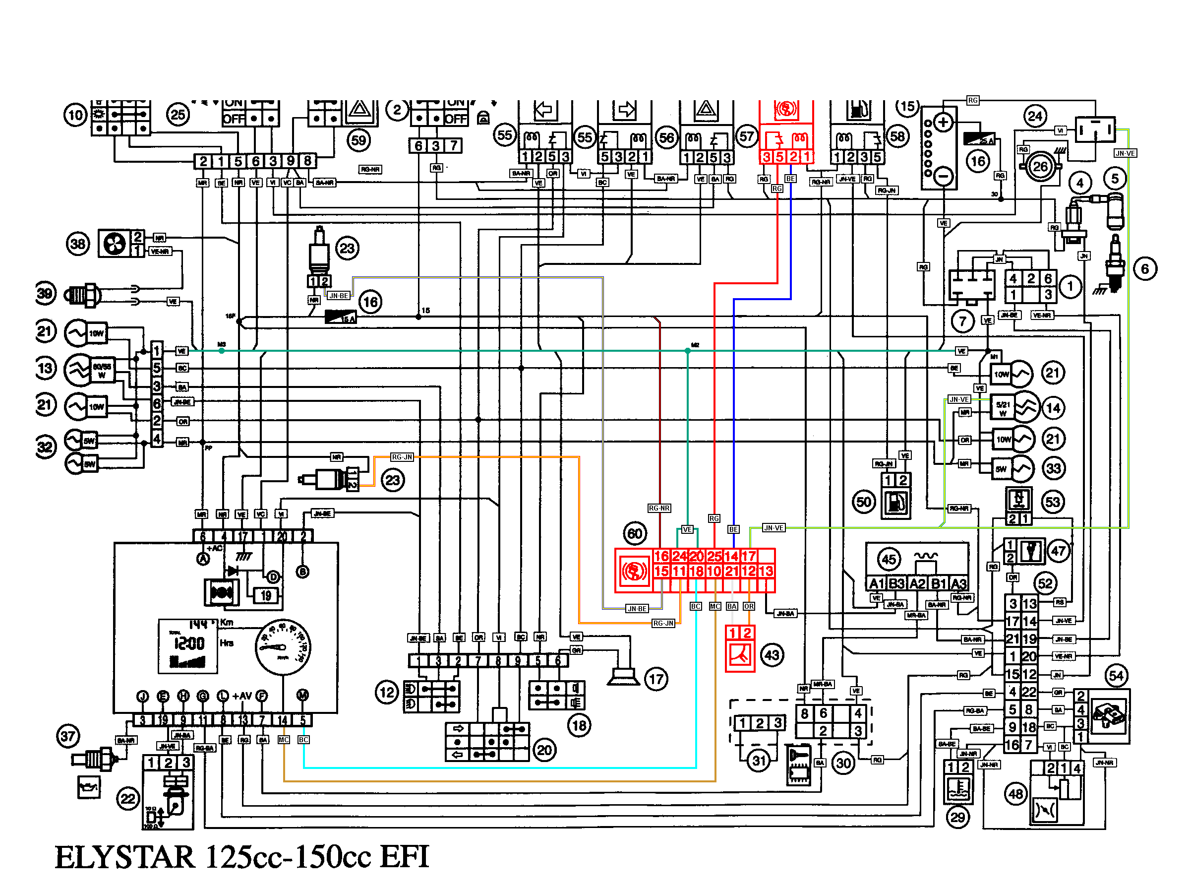 1989 Honda Accord Lx Fuse Box Diagram Circuit Wiring And Hub 2003 Element For A 2004 2006 1994